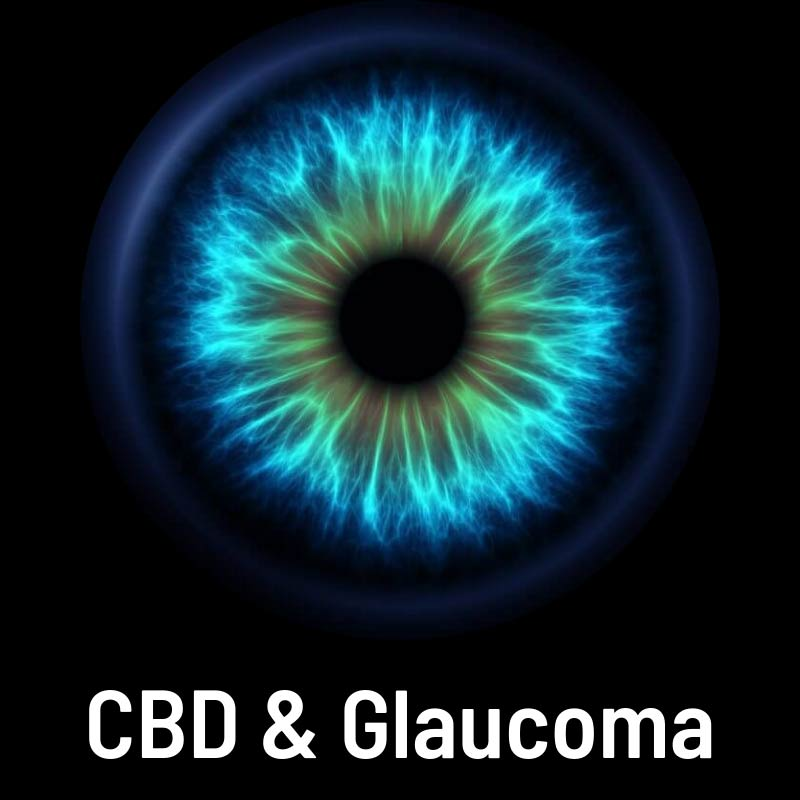 Eye with glaucoma, how hemp oil can help